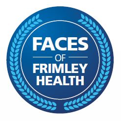 Faces of Frimmley Health capture